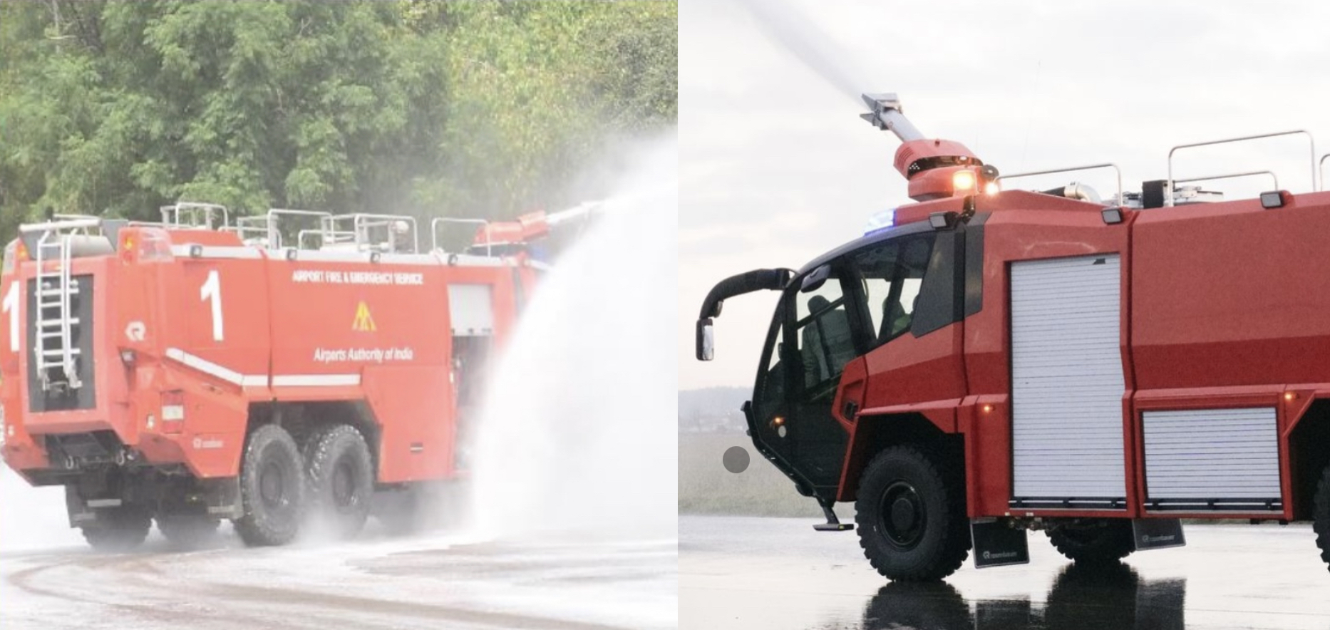 Introduction to Airport Firefighting and Rescue Vehicle - e-Course