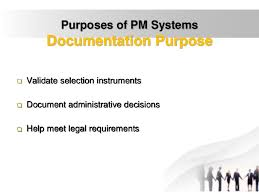 Online training on PMS Documentation
