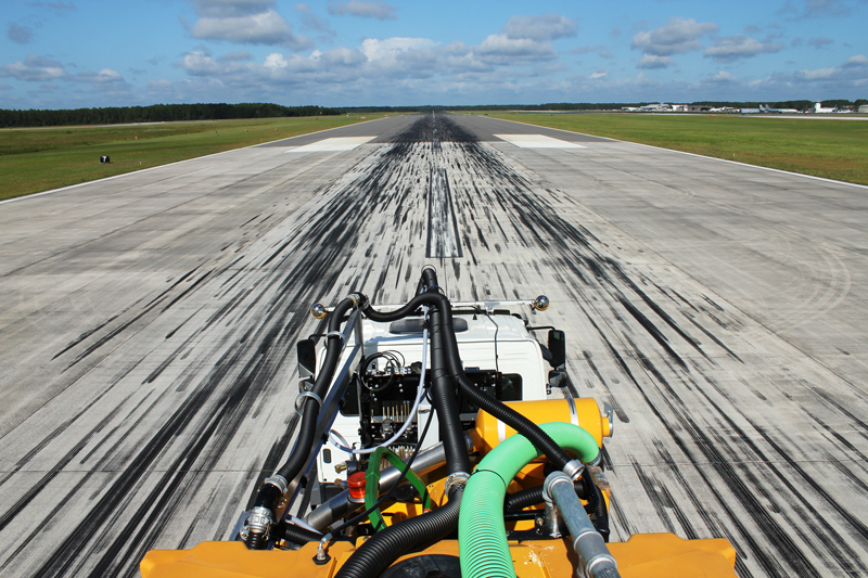ICAO STP on Runway Rubber Removal (RRR)